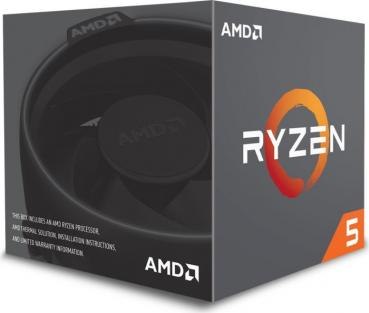 AMD Ryzen 5 3600XT Box AM4 (4,500GHz)